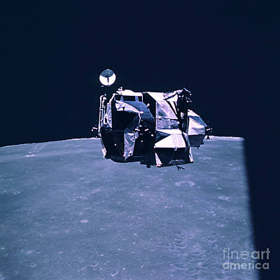 Photograph - Apollo Mission 16 by Nasa