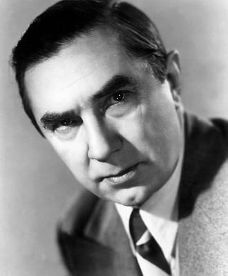 Lugosi Photograph - Bela Lugosi by Everett