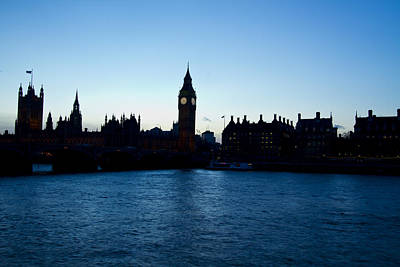 Clouds Rights Managed Images - Big Ben and the houses of Parliament  Royalty-Free Image by David French