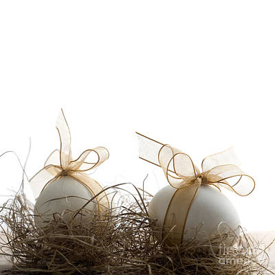 Photograph - Easter Eggs by Kati Finell