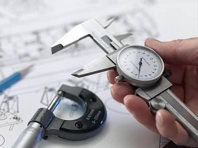 Slider Photograph - Engineering by Tek Image