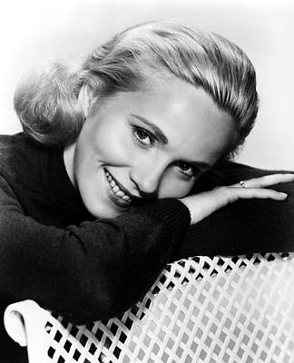 Eva Marie Saint, Ca. 1950s Art Print by Everett