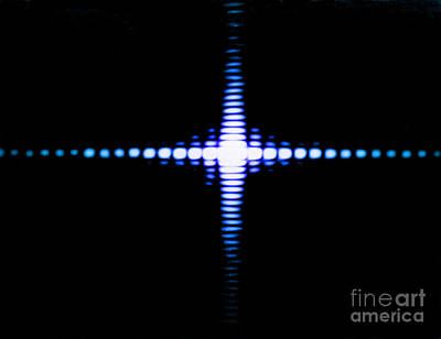Fraunhofer Diffraction Art Print by Omikron