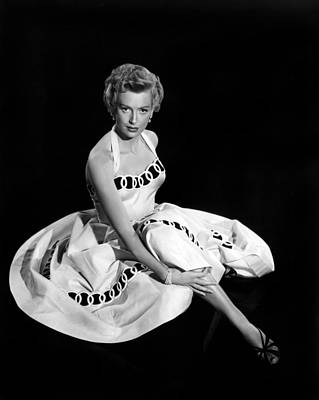 Colbw Photograph - From Here To Eternity, Deborah Kerr by Everett