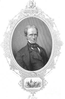Henry Clay Sr., American Politician Art Print by Photo Researchers