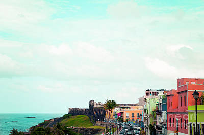 Photograph - Old San Juan Puerto Rico by Kim Fearheiley
