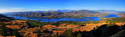 Photograph - Osoyoos by Wesley Allen Shaw