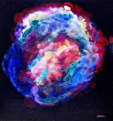 Remnants Of Kepler's Supernova Original by Jim Ellis