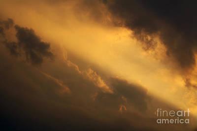 Sky Art Print by Odon Czintos