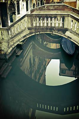 Quietly Photograph - Venezia by Joana Kruse