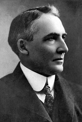 Warren G. Harding, 29th President Art Print
