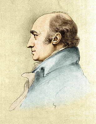 William Hyde Wollaston, English Chemist Print by Science Source