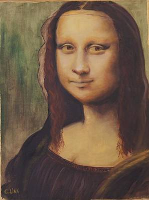 Painting - 500 Years After Davinci by Catherine Link