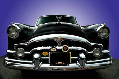 54 Packard Art Print by Paul Barkevich