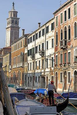 Venezia Art Print by Joana Kruse