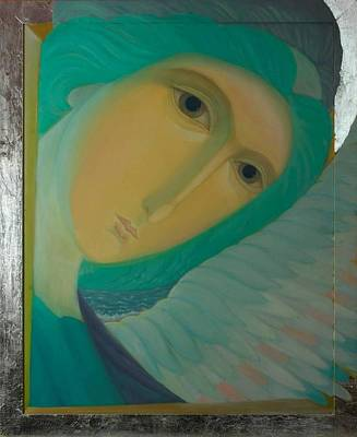 Painting - Angel by Dejan  Milicevic