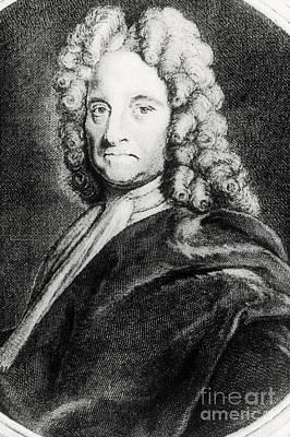 Edmond Halley, English Polymath Art Print by Science Source