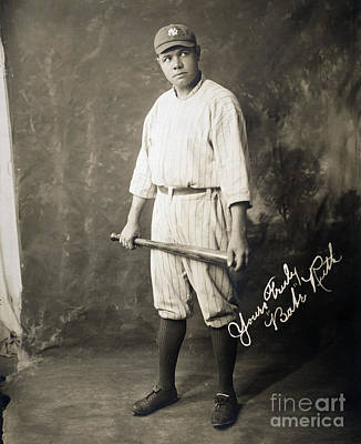 early life of george herman ruth George herman ruth jr, later known as babe ruth, was born on february 6, 1895, in baltimore, maryland, one of george herman ruth and kate schamberger's eight children of the eight, only george jr and a sister, mamie, survived.
