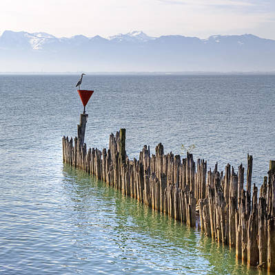 Lake Constance Art Print by Joana Kruse