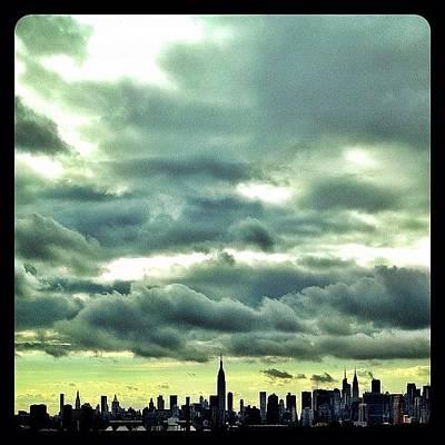 Skylines Photograph - Manhattan by Natasha Marco