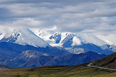 Photograph - Mount Mckinley by Harvey Barrison