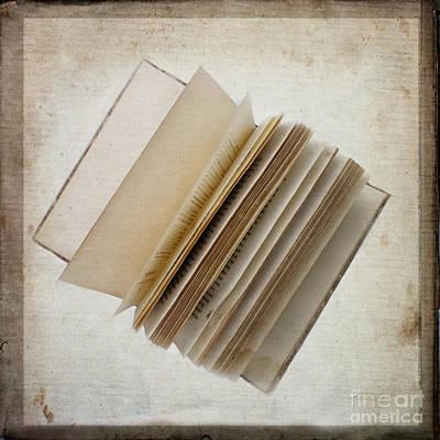 Litterature Photograph - Old Book by Bernard Jaubert