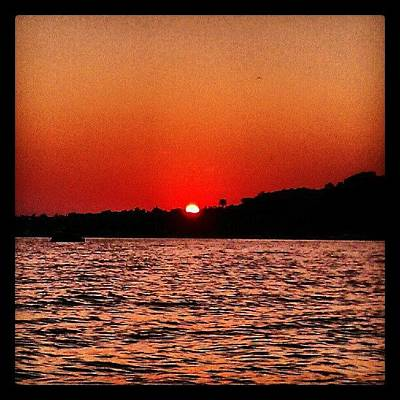 Landscape_lover Photograph - Oneida Lake Tonight by Dan Piraino