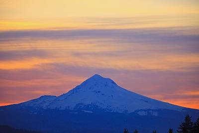 Oregon, United States Of America Print by Craig Tuttle