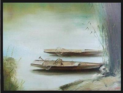 Painting - Painting by Ungvari Mihaly