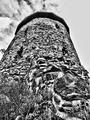 Jouko Lehto Royalty-Free and Rights-Managed Images - Raasepori castle by Jouko Lehto