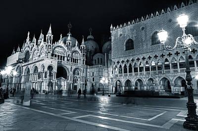 Byzantine Photograph - Venice by Joana Kruse