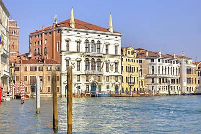 City Council Photograph - Venezia by Joana Kruse