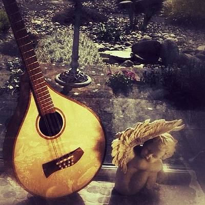 Instrument Wall Art - Photograph - Instagram Photo by Lisa Catherwood