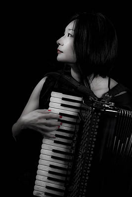 Accordion Photograph - Accordion by Joana Kruse