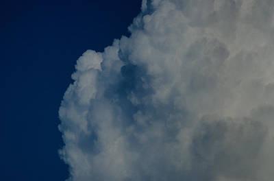 Cumulonimbus Clouds Art Print by One Rude Dawg Orcutt
