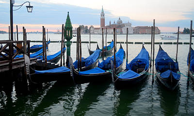 Photograph - Morning In Venice by Barbara Walsh