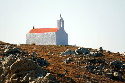 Photograph - Mykonos Island by Harvey Barrison