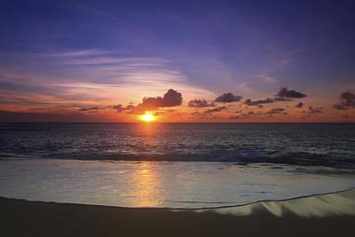 North Shore Sunset Art Print by Vince Cavataio - Printscapes