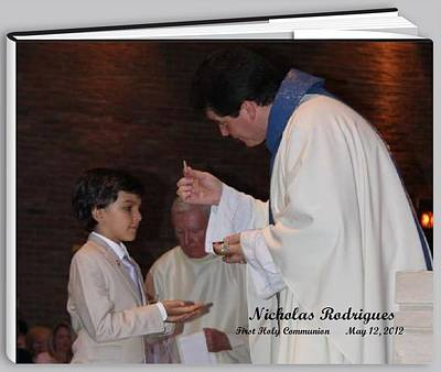 Photograph - Nr Baptism Dinner Event by Lee Dos Santos