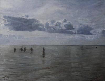 Painting - Summer Afternoon by Masami Iida