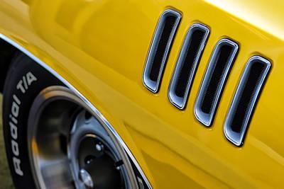 '71 440  'cuda  Original by Gordon Dean II