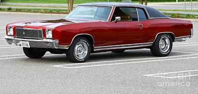 71 Monte Carlo Original by Barry  Blackburn