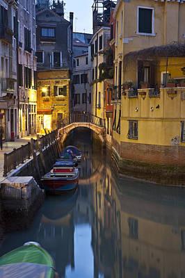 Castello Photograph - Venezia by Joana Kruse