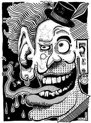 714 Art Print