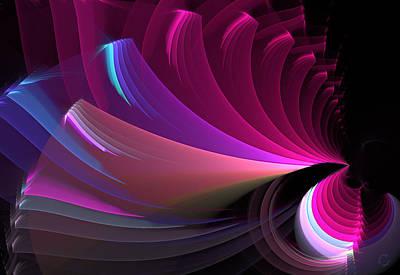 Generative Digital Art - 748 by Lar Matre