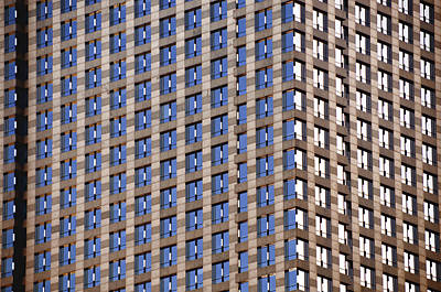 Art Print featuring the photograph Chicago Architecture by Paul Plaine