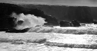 Photograph - Clogher Beach by Barbara Walsh