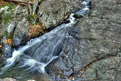 Photograph - Cunningham Falls by Mark Dodd