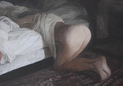 Painting - Daydreaming by Masami Iida