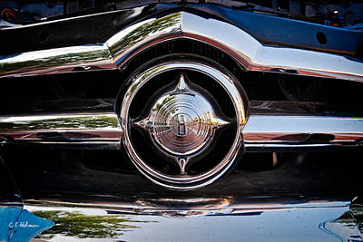 Photograph - 8 In Chrome by Christopher Holmes